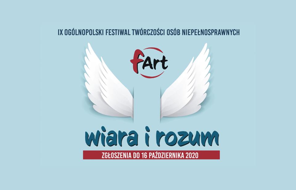 """IX Ogólnopolski Festiwal Twórczości Osób Niepełnosprawnych """"fART"""""""