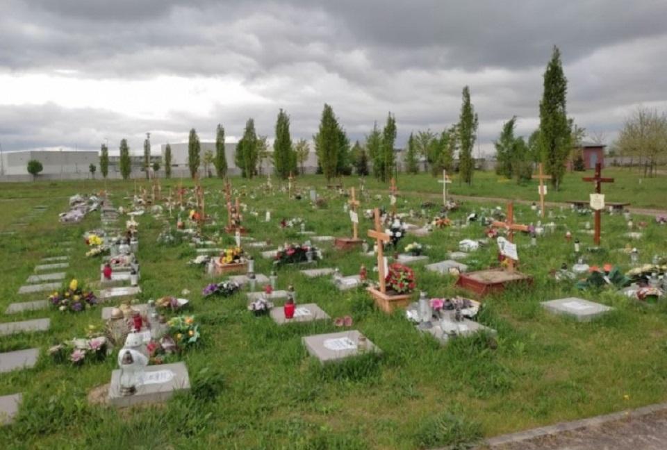 Wrocław. Bezdomni uporządkują groby bezdomnych