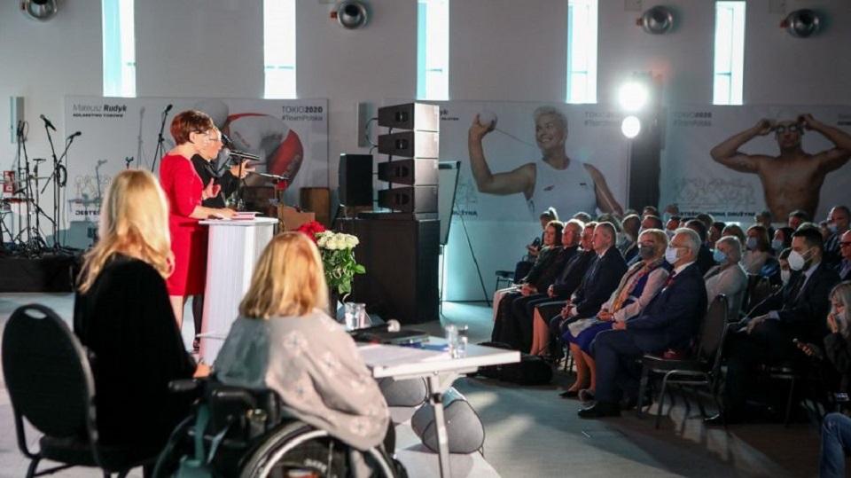 Warszawa. Uroczysta Gala z okazji jubileuszu 30-lecia PFRON