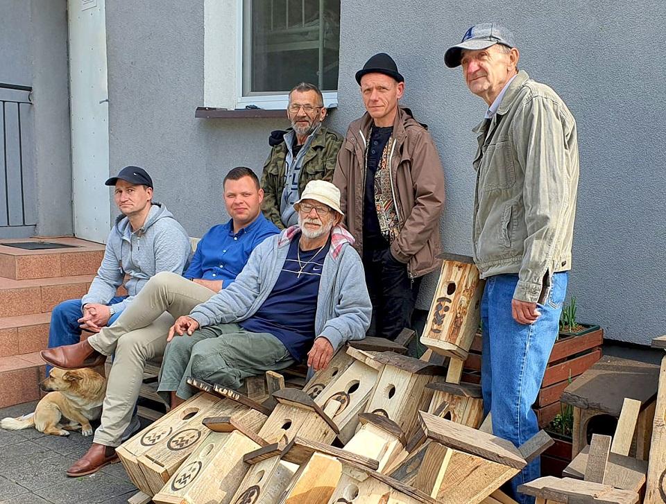 Ełk. Bezdomni ze schroniska Monar Markot otrzymają pomoc fachowców