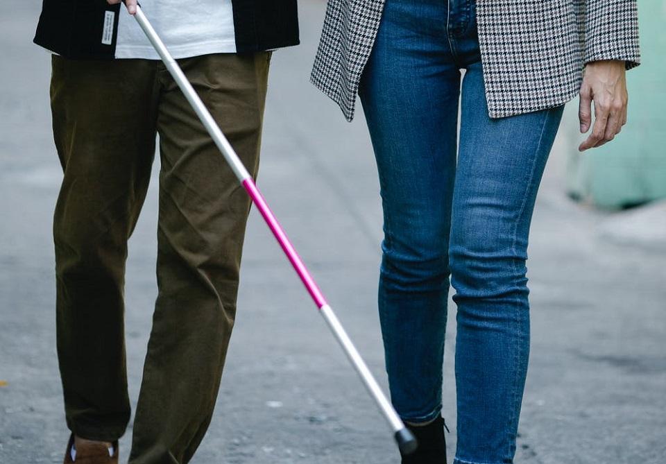 Bezpłatne wsparcie psychologiczne dla osób niewidomych